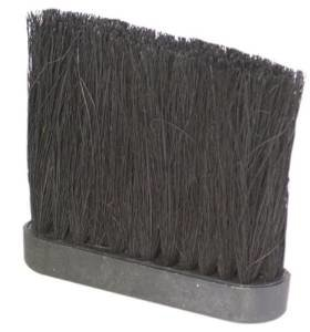 5 In Fireplace Accessory Broom Tampico Brush Head photo