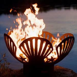 Barefoot Beach Fire Pit photo