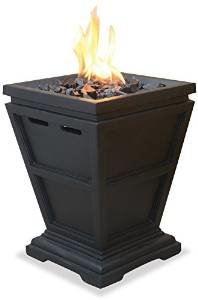 Blue Rhino Genuine UF LP Gas Column Firepit Small photo