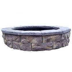 Cabot – Fire Pits Limestone Fossill Stone photo