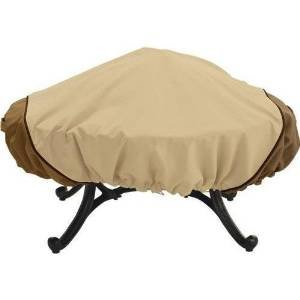 Classic Accessories 78992 Veranda Round Fire Pit Cover photo