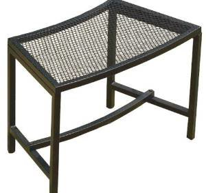 CobraCo Bravo Mesh Fire Pit Bench WBN750-1PK photo