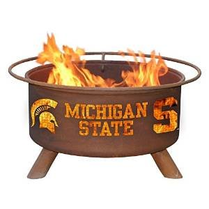 Collegiate Fire Pit Team: Michigan State photo