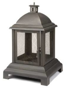 DeckMate Colonial  Outdoor Fireplace Model 30275 photo