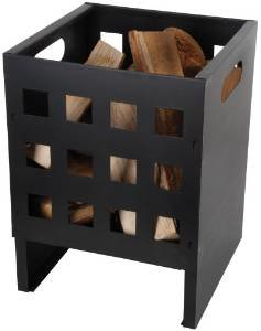 Esschert Design Fire Basket Square photo