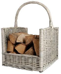 Esschert Design Firewood Basket photo