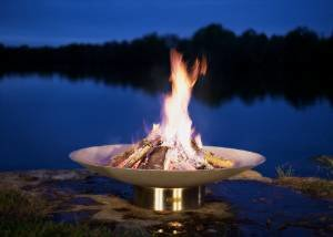 Fire Pit Art Bella Vita Fire Pit photo