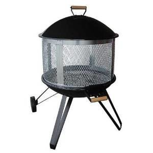 Landmann Heatwave Deluxe 28 Inch Fire Pit photo