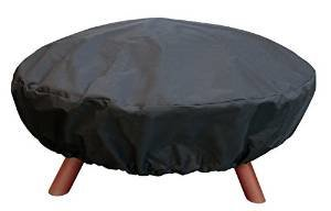 Landmann Super Sky 47.5 in. Round Fire Pit Cover photo