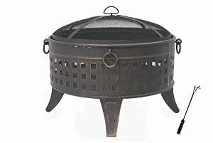 "Lava Stars 28""Danvers Fire Pit photo"