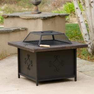 Morgan Outdoor Fire Pit photo