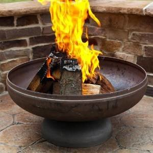 Ohio Flame Patriot 36-inch Wood Burning Fire Pit photo