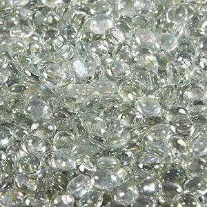 Outdoor Great Room Diamond Colored Crystal Fire Gems, 5-Pound photo