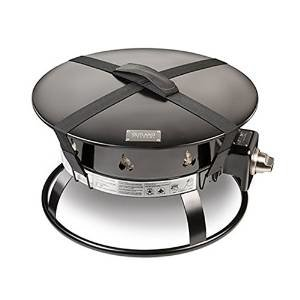 Outland Firebowl Deluxe 890 Portable Propane Fire Pit photo