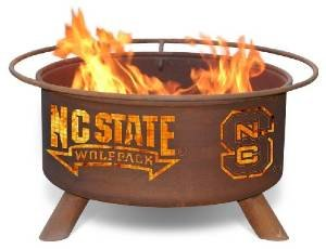 North Carolina State Fire Pit photo