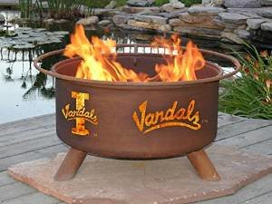 University Of Idaho Fire Pit photo