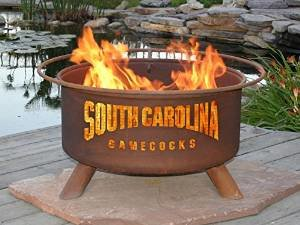 Patina Products F429 University of South Carolina Fire Pit photo
