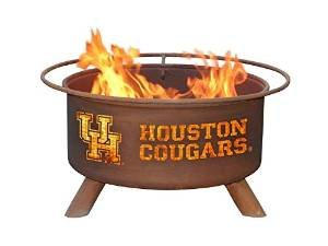 University of Houston Fire Pit photo