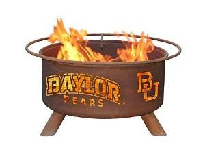 Patina Products F461 Baylor University Fire Pit photo