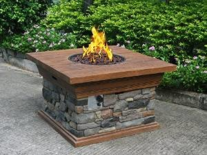 Phat Tommy Yosemite Propane Fire Pit photo