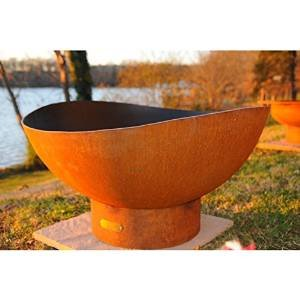 Scallop 36″ diameter Fire Pit photo