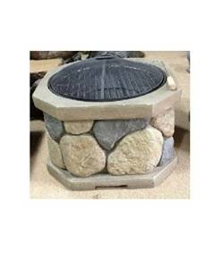 Stonegate XY18101AA Santa Monica Fire Pit photo