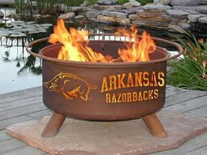 University of Arkansas Fire Pit photo