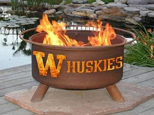 University of Washington Fire Pit photo