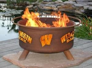 University of Wisconsin Fire Pit photo