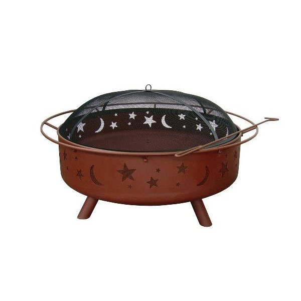 Landmann USA 28905 Super Sky Fire Pit photo