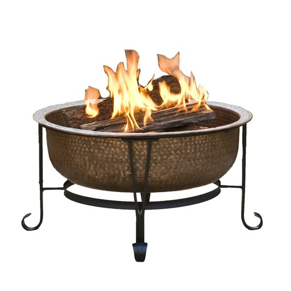 CobraCo Vintage Copper Fire Pit photo