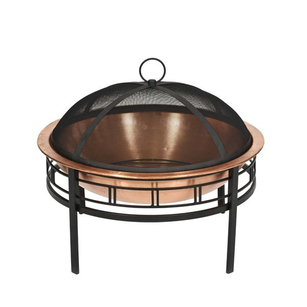 CobraCo Copper Mission Fire Pit FBCOPMISN-C photo
