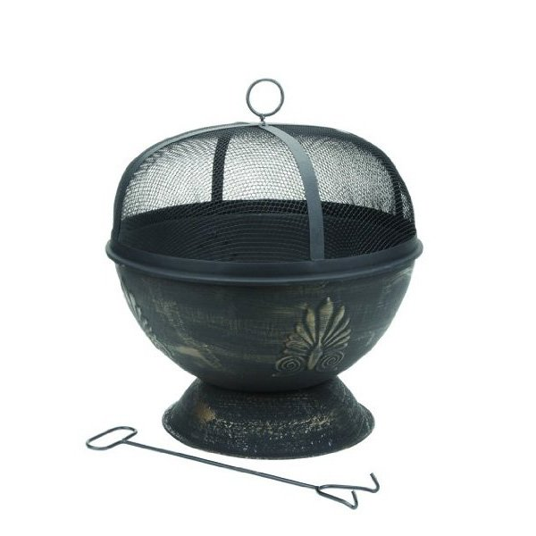 DeckMate Acanthus Outdoor Fire Bowl photo