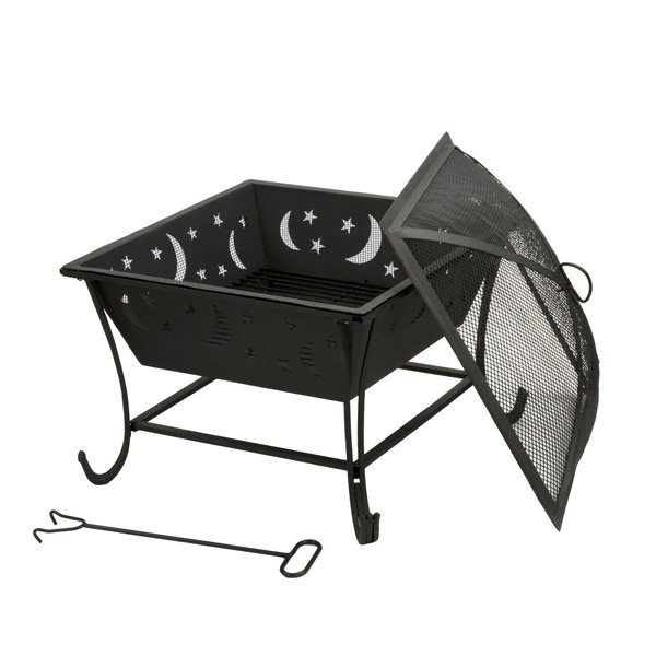 DeckMate Luna Outdoor Firebowl Model 30087 photo