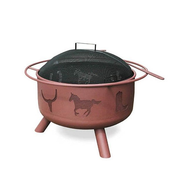 Landmann 28336 Big Sky Fire Pit Western photo