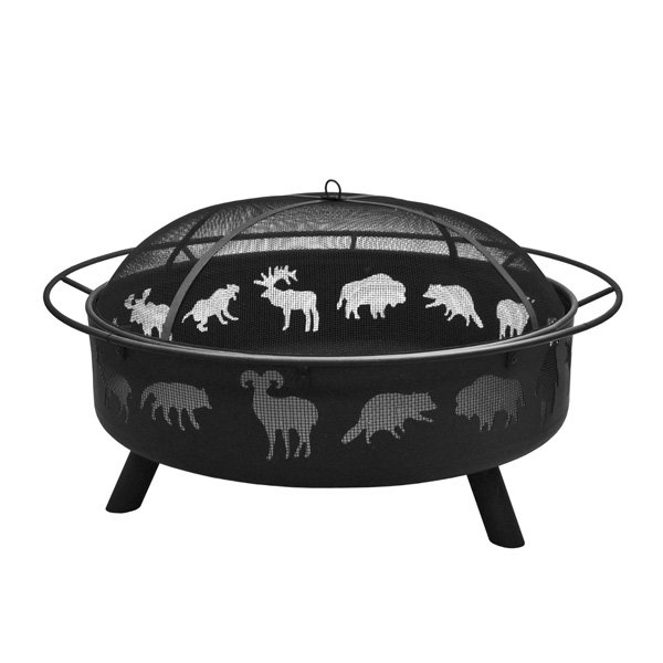 Landmann 28915 Super Sky Sturdy Steel Fire Pit photo