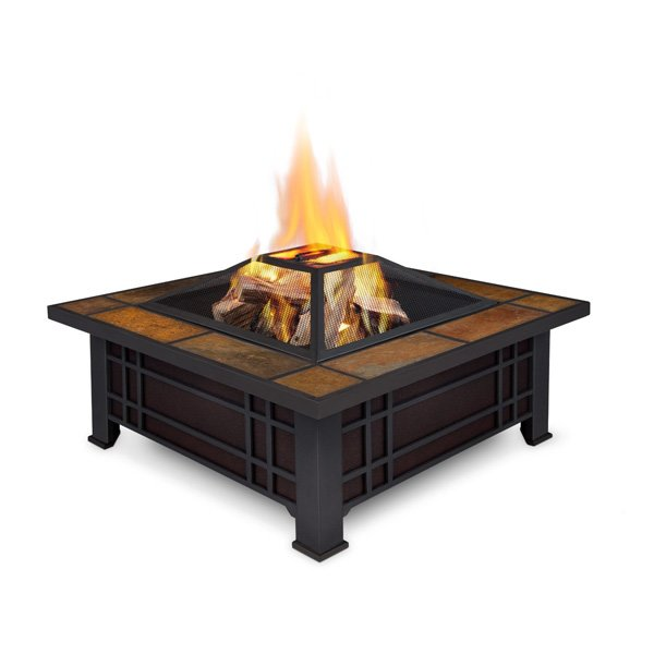 Real Flame Morrison Wood-Burning Fire Pit photo