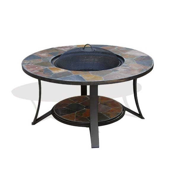 Deeco Arizona Sands Fire Pit Table photo